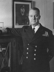 Vice-Admiral Harry DeWolf